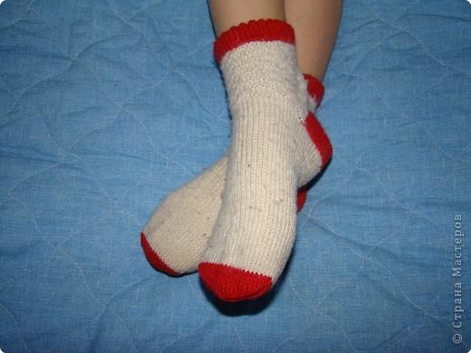 Носочки для сына и дочки фото 3