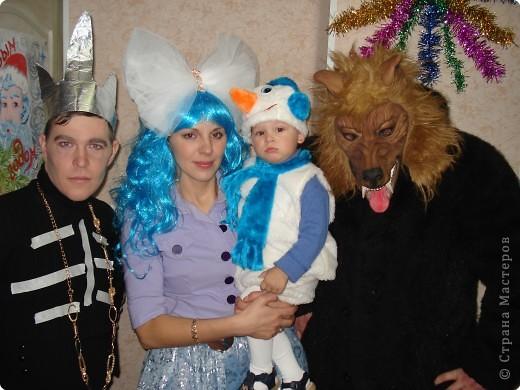 Дениска с волком! фото 3