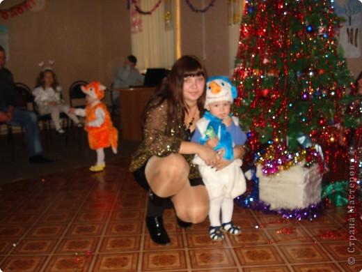 Дениска с волком! фото 2