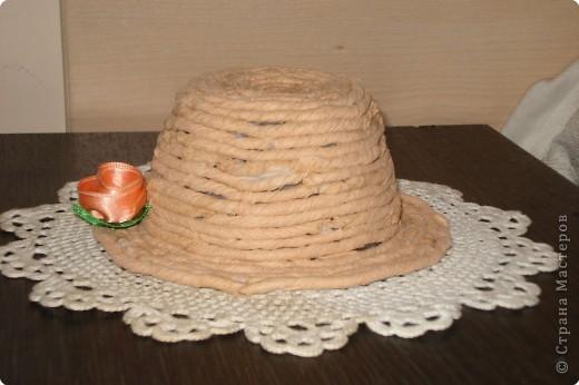 Не определена: шляпка