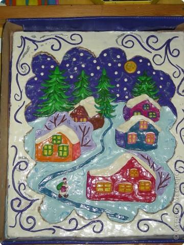 """В конце декабря в Центре  Внешкольной Работы   """" Эврика"""" проходит новогодняя выставка детских работ и новогодние представления. фото 2"""
