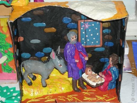 """В конце декабря в Центре  Внешкольной Работы   """" Эврика"""" проходит новогодняя выставка детских работ и новогодние представления. фото 8"""