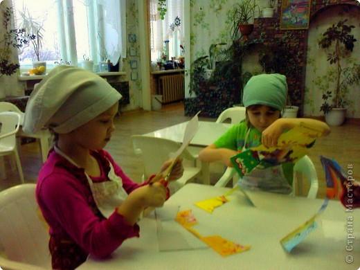 В последний день декабря решили мы с девчёнками порадовать мам - сделать для них косметички. фото 2