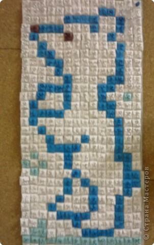 Оригами модульное: Северные жители фото 2
