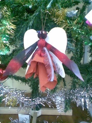 Ангелочки на елку фото 1