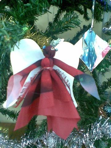 Ангелочки на елку фото 2