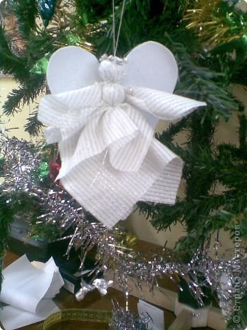 Ангелочки на елку фото 3