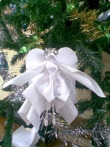 Ангелочки на елку фото 4