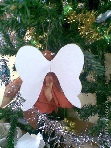 Ангелочки на елку фото 7