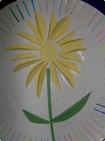 Желтый цветок фото 1