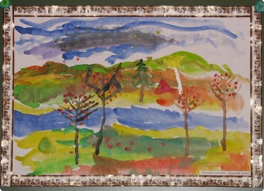Рисование и живопись: Осенняя палитра фото 1