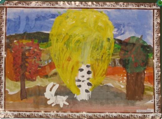 Рисование и живопись: Осенняя палитра фото 3
