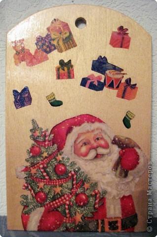 Декупаж: Подарки к Новому году фото 2
