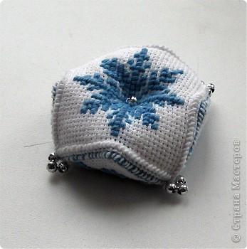 Вышивка крестом: бискорню фото 1