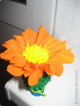 Торцевание на пластилине: кактус фото 2