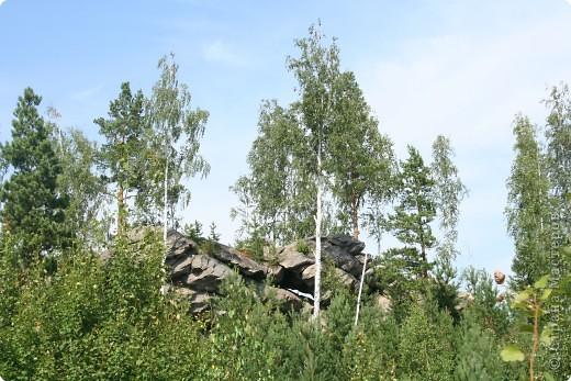 Летом,  всей семьей ездим на экскурсии по Уралу. У нас тоже есть на что посмотреть. Это одна из достопримечательностей нашего края. фото 9