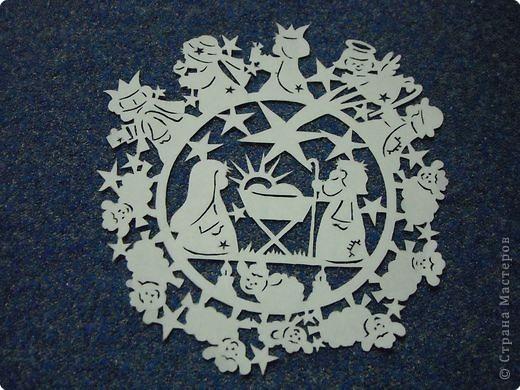 Новогодние снежинки из бумаги новогодние поделИзделия из
