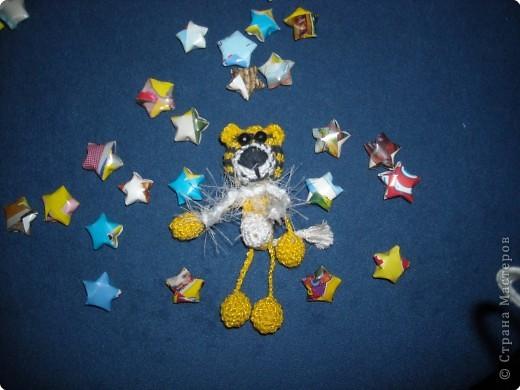 Вязание крючком: тигруша фото 2