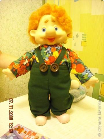 мамино призвание это куклы, жаль что она училась на агронома...) фото 4