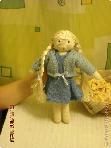 мамино призвание это куклы, жаль что она училась на агронома...) фото 1