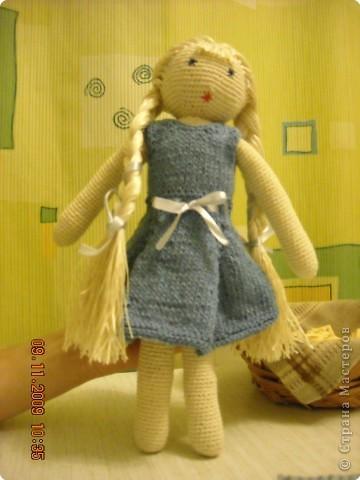 мамино призвание это куклы, жаль что она училась на агронома...) фото 3