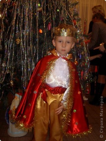 Фото костюма принца на новый год