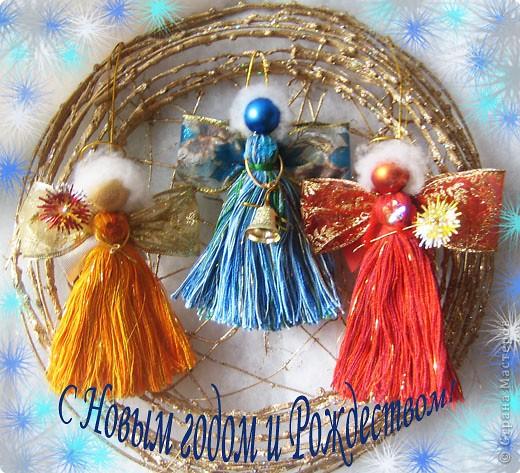 Поздравляю создателей сайта, жителей Страны Мастеров и гостей с Новым годом!!!!!!! фото 1