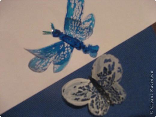 Не определена: Бабочки из пластиковых бутылок