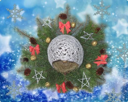 Не определена: Рождественская композиция фото 2