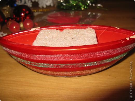 Предлагаю вашему вниманию еще один МК по созданию новогодней композиции. фото 3