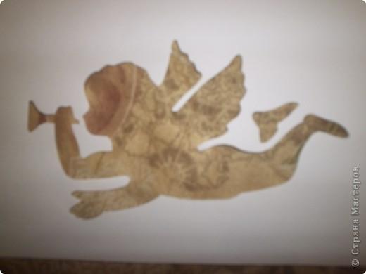 Вот такой получился у меня шаблон (ёлочка из книжки сына) фото 7