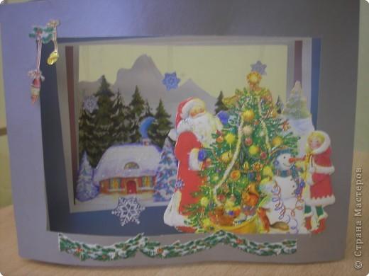 У новогодней елочки фото 1