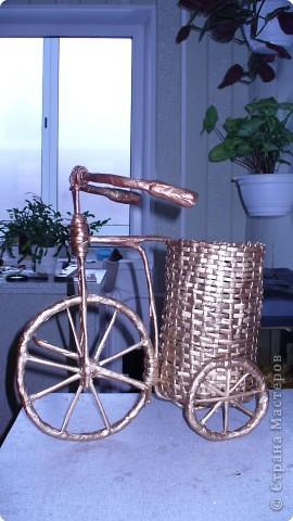 вот и мой велосипед фото 3