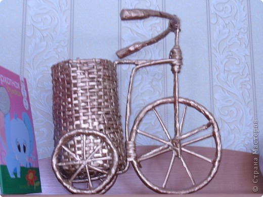 вот и мой велосипед фото 1