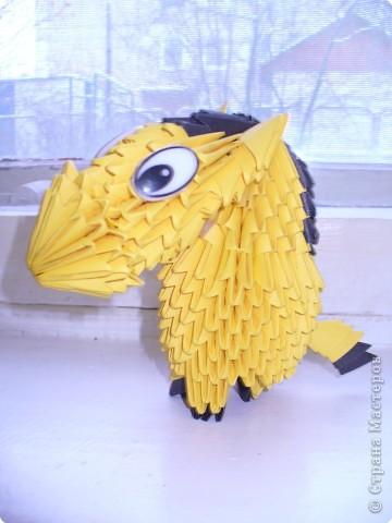 Оригами модульное: Игогоша фото 1