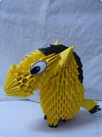 Оригами модульное: Игогоша фото 2
