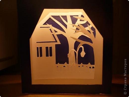 Бумажный туннель: Ночь.Улица... фото 1
