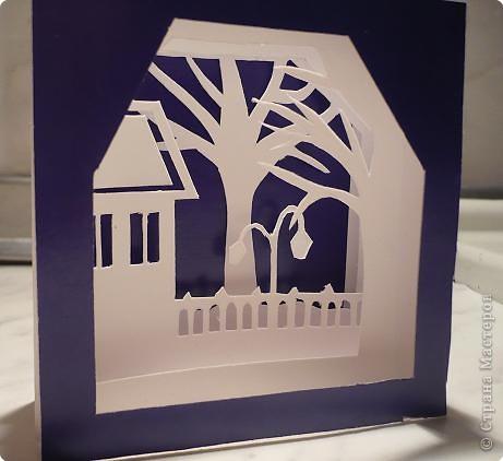Бумажный туннель: Ночь.Улица... фото 2