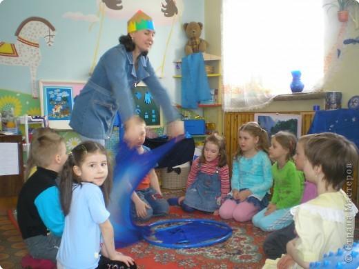 """""""Психо-моторная коррекция посредством цветового игротренинга на занятиях с детьми старшего дошкольного возраста"""".  фото 3"""