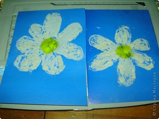Рисуем пальчиковыми красками. фото 2