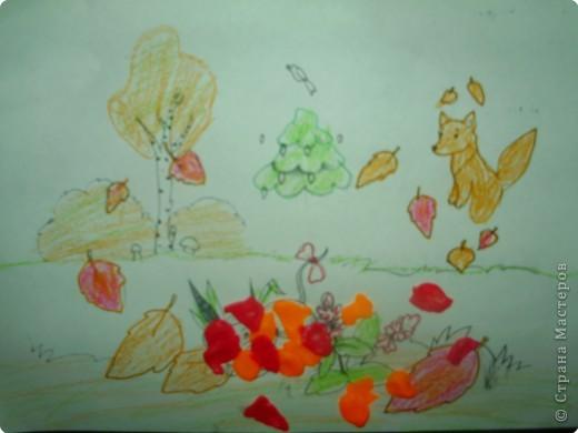 Рисуем пальчиковыми красками. фото 13