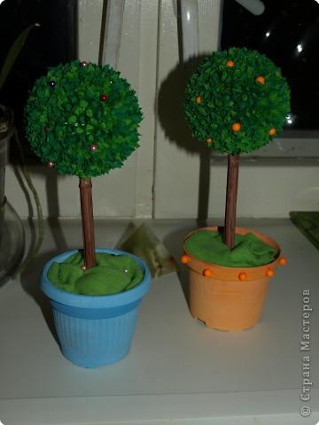 Дерево счастья. Собирается достаточно просто, времени надо часа 4-5 фото 25
