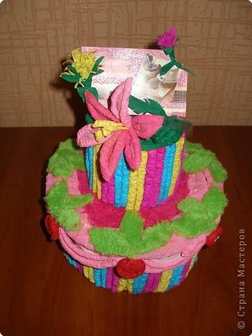Мой тортик,НАКОНЕЦТО МОГУ ПОХВАСТАТЬСЯ....