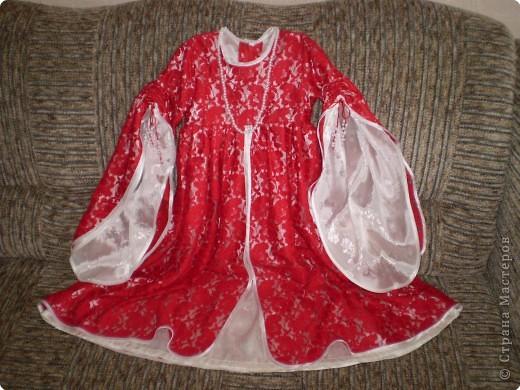Платье Принцессы фото 1