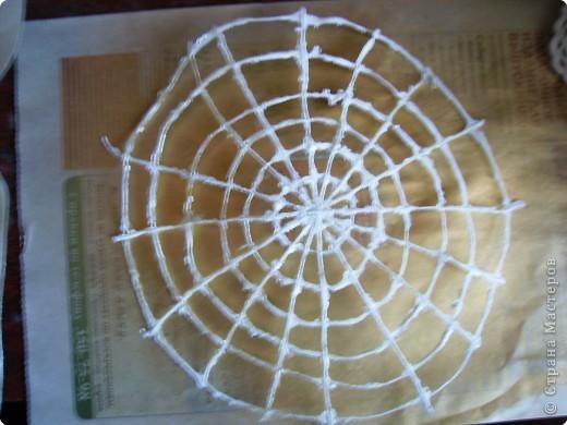 Кашпо под цветы в виде веселого пенька сделано в технике папье-маше из бумажной массы. фото 5