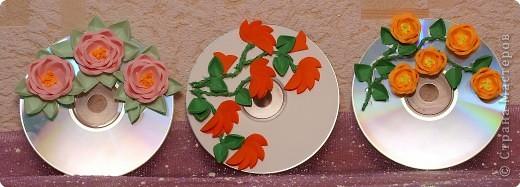 Вторая жизнь компьютерных дисков фото 1