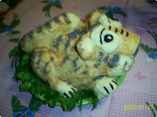 Это тигрик с мясом по рецепту Ли Ле Ки, спасибо ей большое! фото 4