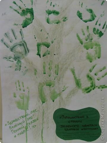 """""""Психо-моторная коррекция посредством цветового игротренинга на занятиях с детьми старшего дошкольного возраста"""".  фото 14"""