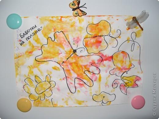Это моя первая галерея рисунков. Конечно мамочка мне помогала. Она всегда знает, что я хочу нарисовать и фломастером дорисовывает, чтобы было понятно. фото 6