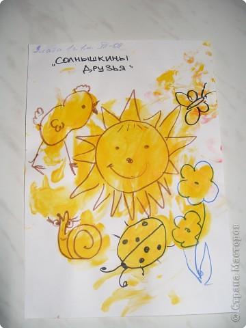 Это моя первая галерея рисунков. Конечно мамочка мне помогала. Она всегда знает, что я хочу нарисовать и фломастером дорисовывает, чтобы было понятно. фото 7